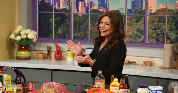 "The Hawaiian Chip Company featured as the ""Snack of the Day"" on the Rachael Ray Show"