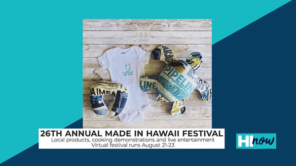 Made in Hawaii Festival gears up for virtual event August 21-23