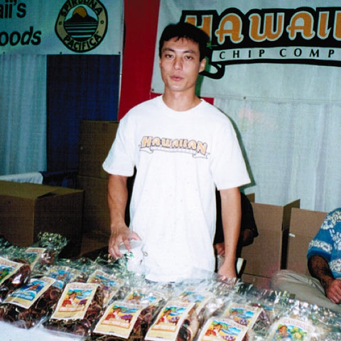 Jimmy Chan, 1999 Craft Fair