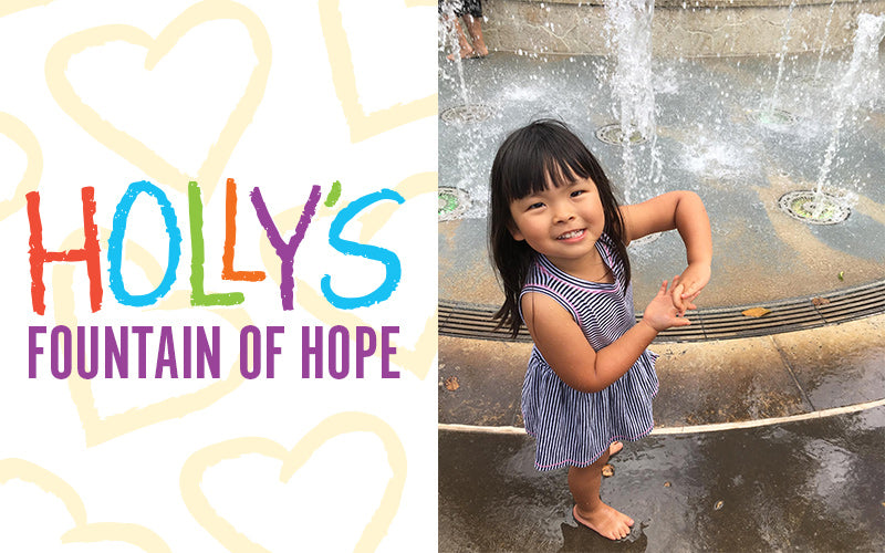 Holly's Fountain of Hope for Rett Syndrome Research
