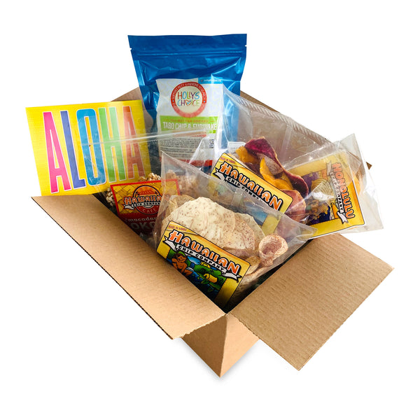 Hawaiian Chip Company Aloha Mini Gift Pack