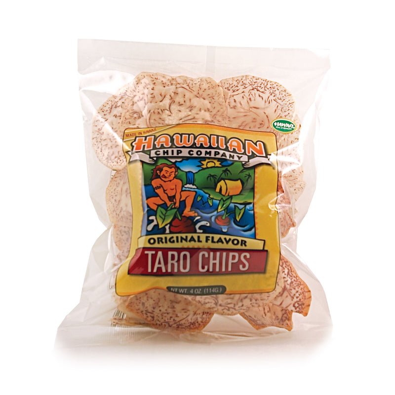Hawaiian Chip Company Original Taro Chips