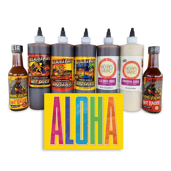Kilauea Fire Super Sumer Sampler