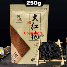 Load image into Gallery viewer, 250g Big Red Robe Tea Shuixian Wuyi Big Red Robe Oolong Big Red Robe Kraft Paper Bag