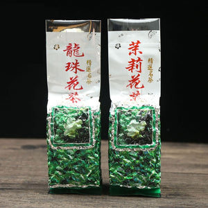 2020 Fresh Jasmine Tea Natural Organic Premium Jasmine Green Tea Jasmine Dragon Pearl Fragrance Slimming Flower Kung Fu Te