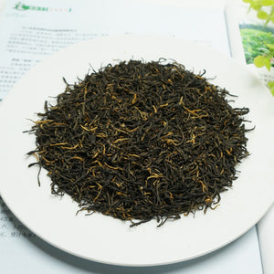 2020 China Wuyi Jin Jun Mei Black Tea 250g Jinjunmei Black Tea Kim Chun Mei Red Tea for Weight Lose Health Care
