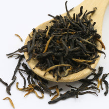 Load image into Gallery viewer, Wuyi Chinese Black Tea Jin Jun Mei Cha Golden Eyebrow Red Tea 250g