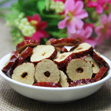 Load image into Gallery viewer, Dried Red Jujube Herbal Tea Chinese Xinjiang Red Dates