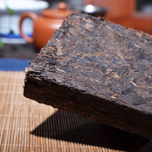 Load image into Gallery viewer, 2012 Years Chinese Tea Yunnan Old Ripe Pu-erh Tea 250g China Tea Health Care Pu'er Tea Brick For Weight Lose Tea