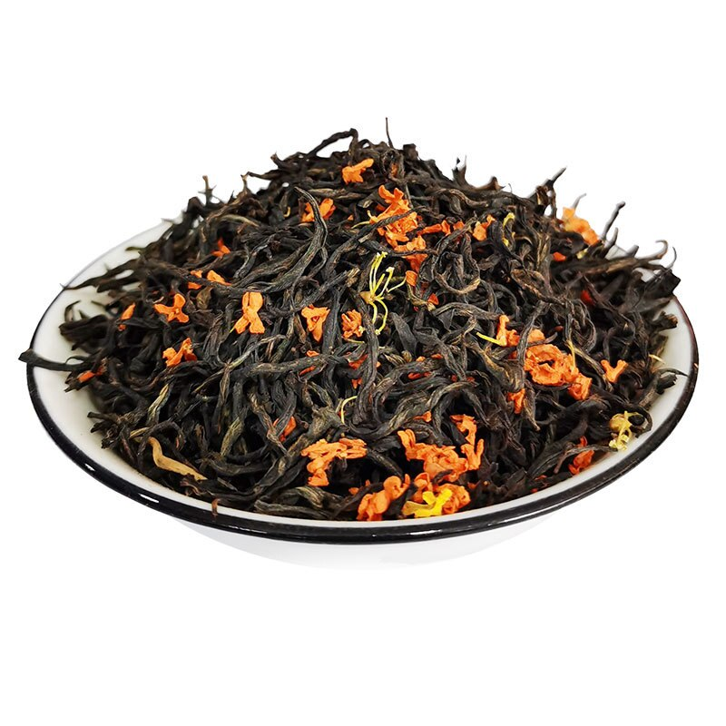 2020China Quality Black Tea Organic Osmanthus Jinjunmei Green Tea Weight Loss Health Food