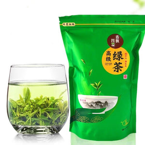 2020Chinese High Mountains Yunwu Green Tea Real Organic New Early Spring Tea for Weight Loss Green Food Health Care