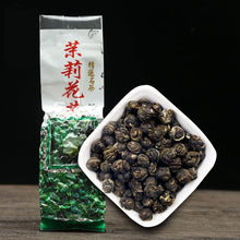 Load image into Gallery viewer, 2020 Fresh Jasmine Tea Natural Organic Premium Jasmine Green Tea Jasmine Dragon Pearl Fragrance Slimming Flower Kung Fu Te
