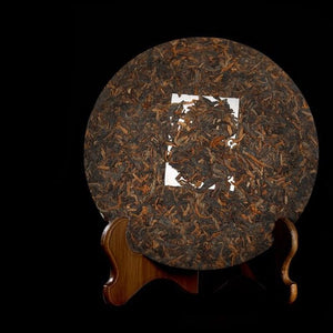 2008 Yr 357g Pu-erh Tea 5A China Yunnan Oldest Ripe Pu'er Tea Clear Fire Detoxification Beauty For Lost Weight Tea