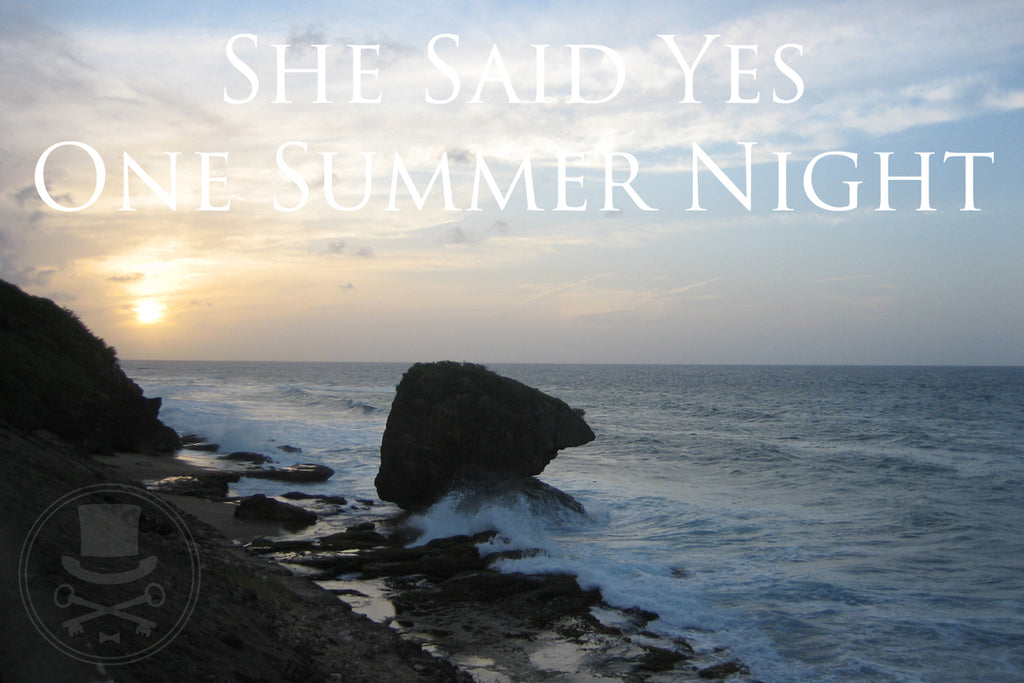 She Said Yes, One Summer Night