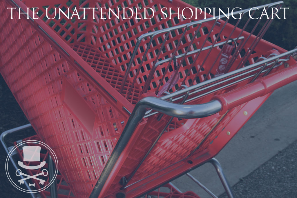 The Unattended Shopping Cart