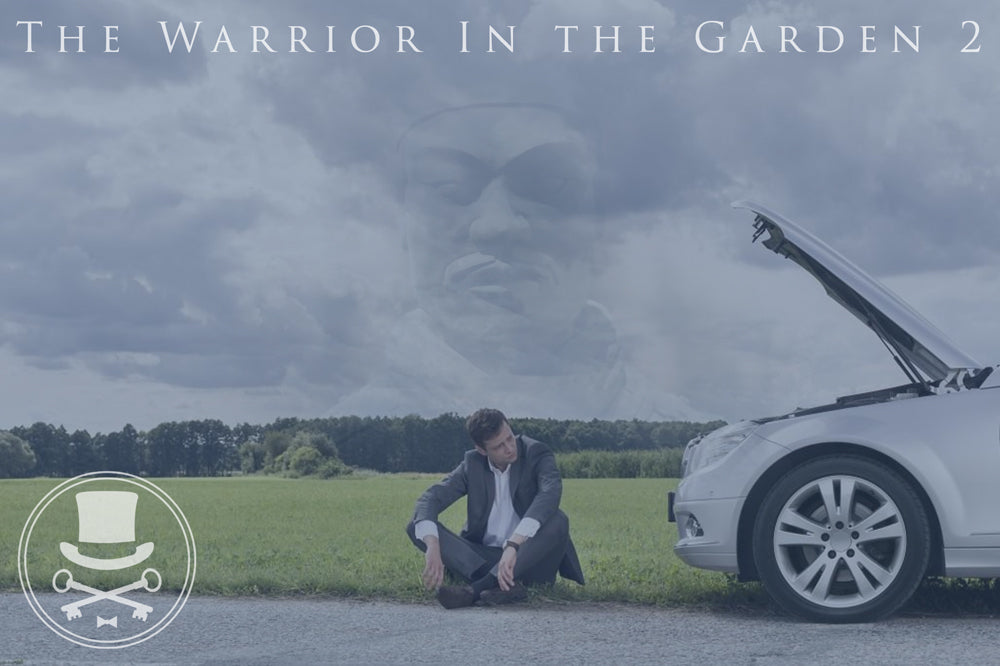 Knowledge Within and Without | The Warrior in The Garden 2
