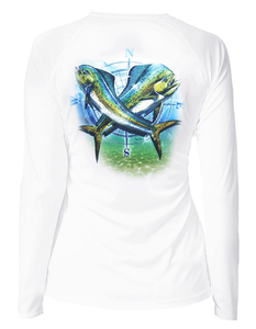 Women's Mahi Compass Performance Shirt