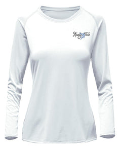 Women's Crew Neck Hogfish Performance Shirt