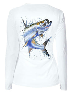 Women's Tarpon Chasin' Tide Performance Shirt