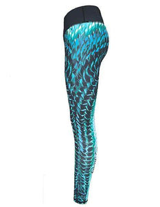 Women's Tarpon Scale Performance Leggings