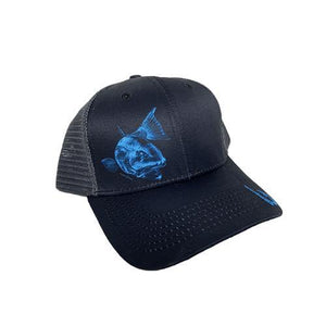 Redfish Black & Blue 2020 Snapback Hat