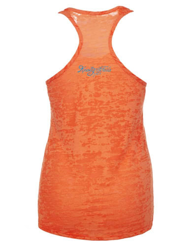 Women's Offshore Burnout Racerback Tank