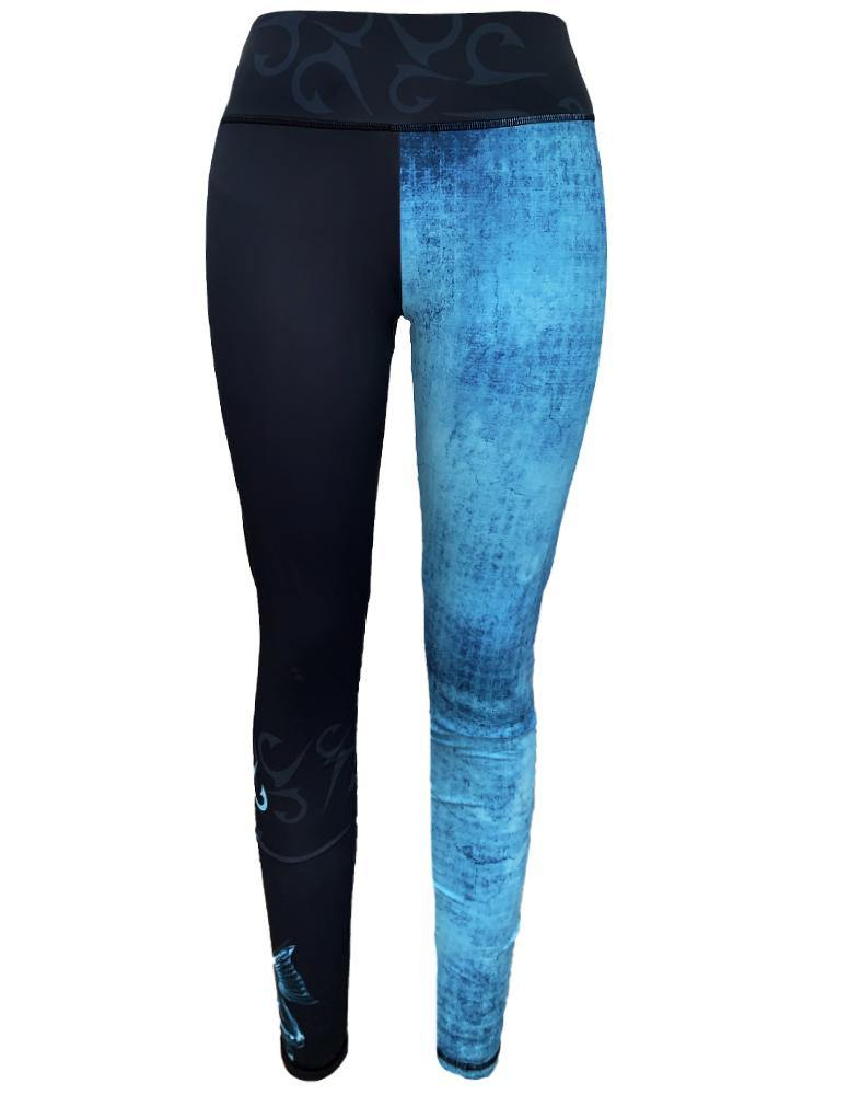 KnottyTails RedFish 2020 Performance Leggings - KnottyTails