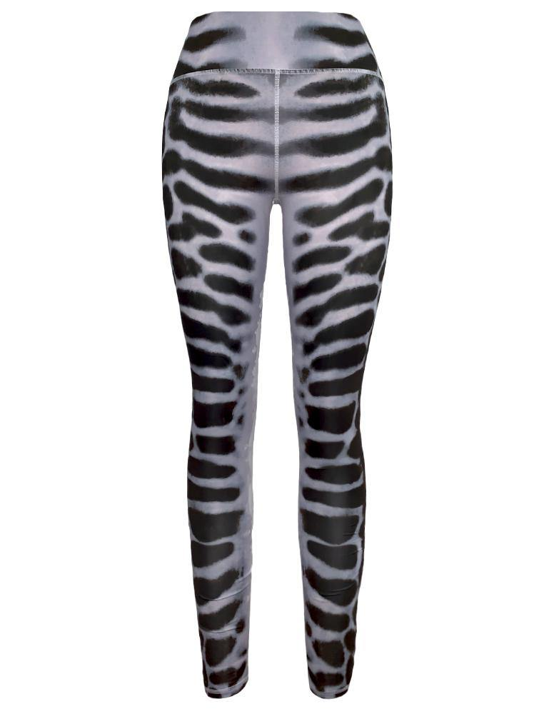 Tiger Shark Performance Leggings - KnottyTails
