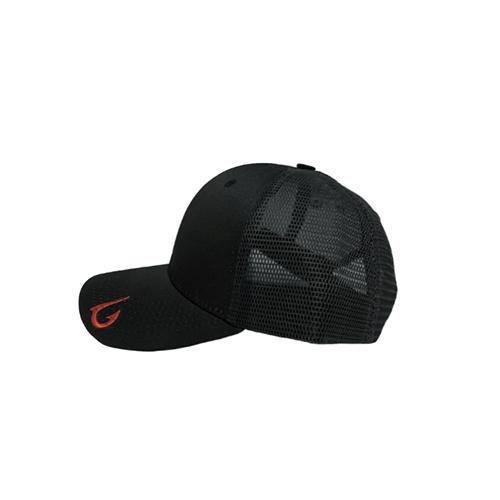 Redfish Black & Red 2020 Snapback Hat