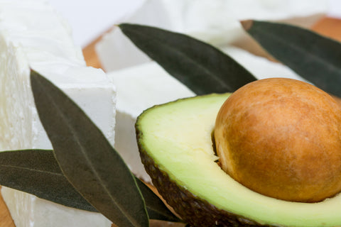 Hydrating Avocado Vegan Natural Soap - Australian Made. Hand Crafted. Palm oil-free.