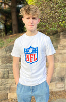 NFL Tee Shirt in White