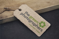 photography company logo design and business card