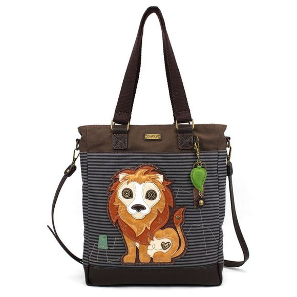 Lion Work Tote
