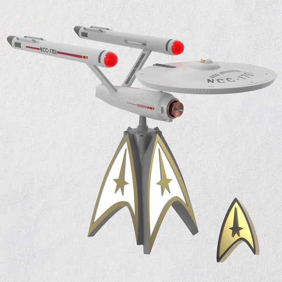 Star Trek tree Topper