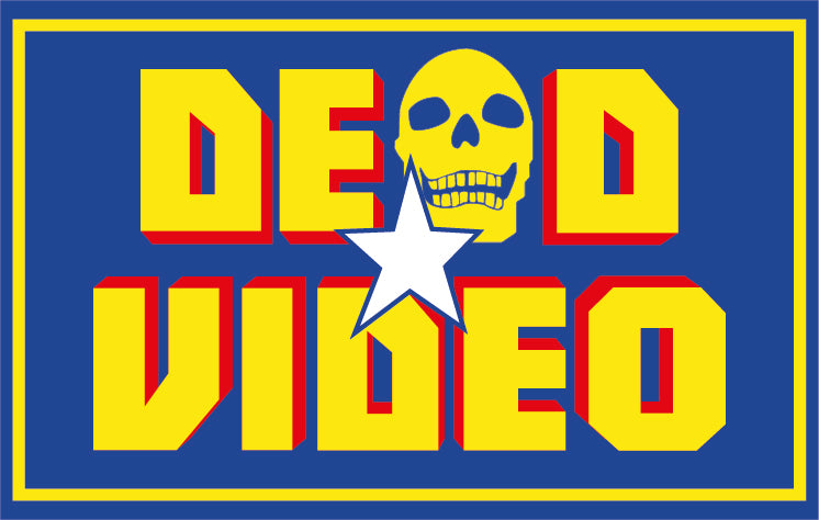 Dead Video Shop VHS DVD Movie Merchandise Collectables Collectibles Lyttleton New Zeland