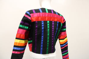 Tachi Castillo bolero jacket for girl