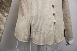 Vintage Silk Quilted Jacket
