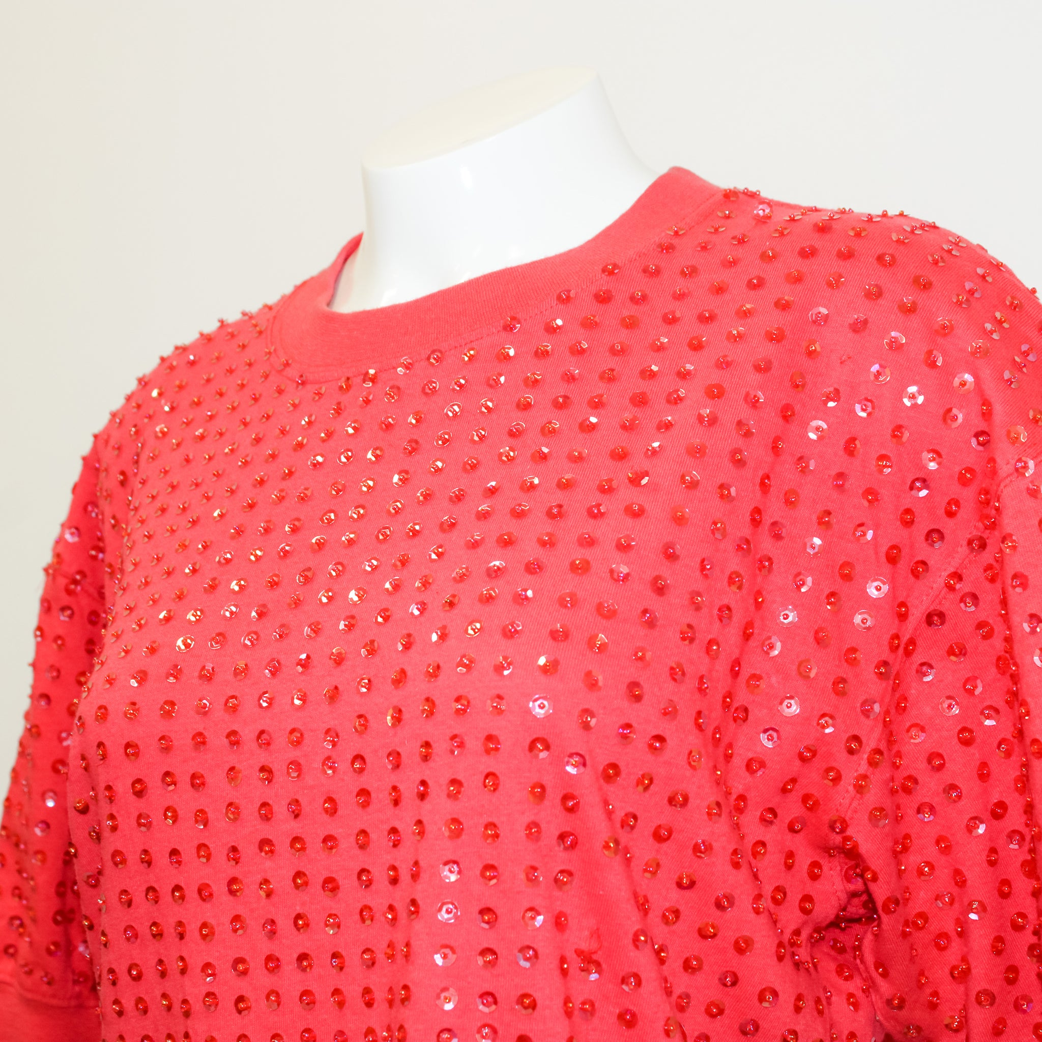 Bis Bis Sequin Top