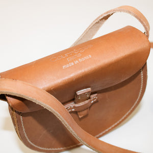 Crossbody Leather Bag Courreges Paris