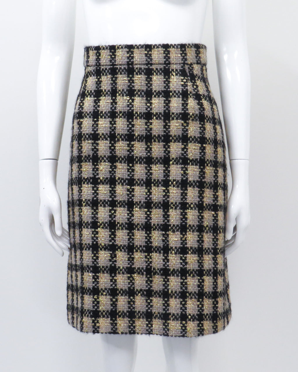Louis Feraud Wool Skirt