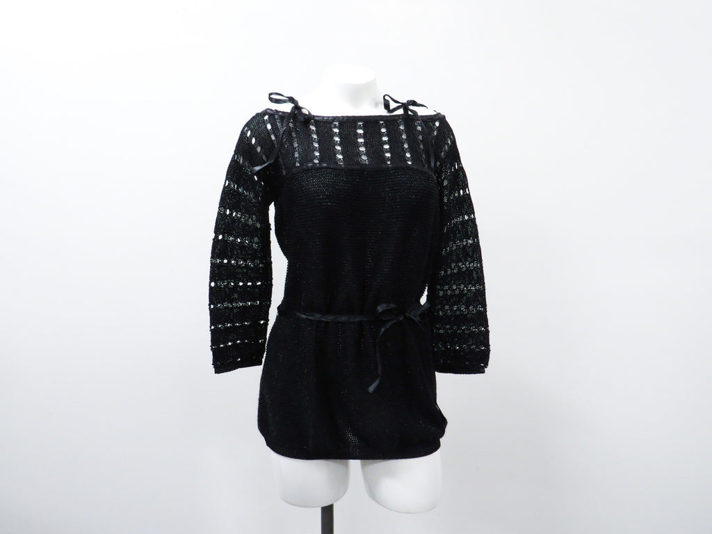 Courreges Knit Blouse