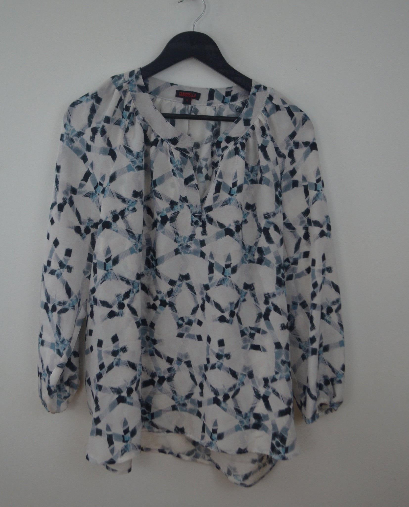 Printed Ella Top