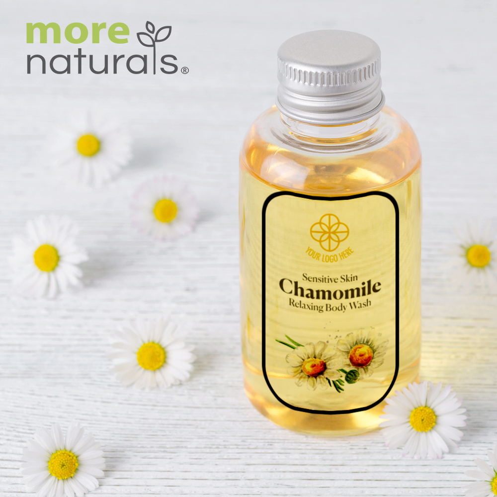 Sensitive Skin Chamomile Relaxing Body Wash