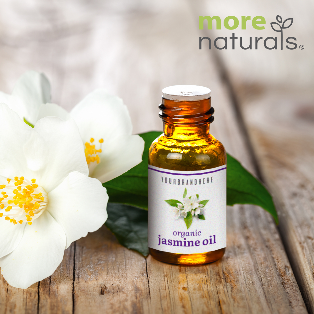 Organic Jasmine Essential Oil