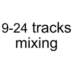 MIXING 9 TO 24 TRACKS