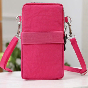 Universal Cross Body Cell phone Pouch!