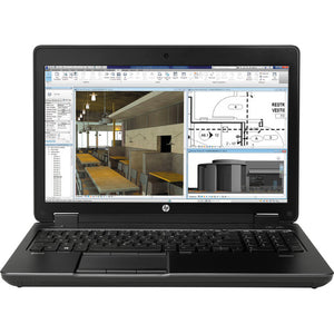 HP ZBook 15 Workstation