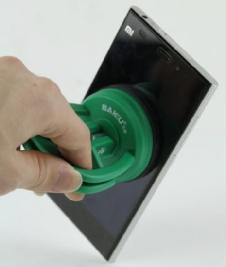 Suction Cup LCD Screen Removal Tool