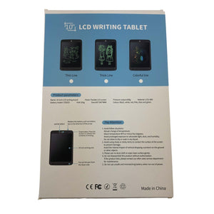 LCD Writing Tablet for Drawing and Taking Notes