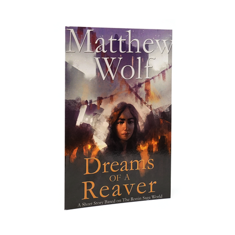 Dreams of a Reaver - Paperback